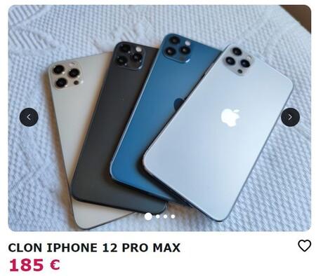 clon iphone 12