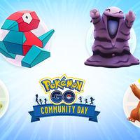 Porygon y Charmander son los elegidos para protagonizar los Días de la Comunidad de Pokémon GO de septiembre y octubre