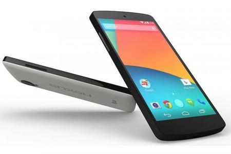 El Nexus 5 contra sus competidores en México