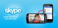 Skype lleva las videollamadas a la aplicación Android