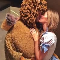 ¿Se puede ser más ideal que Gisele Bündchen y Tom Brady este Halloween? Lo dudo