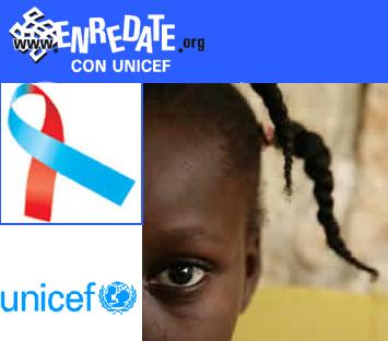 1.800 niños infectados diariamente de VIH
