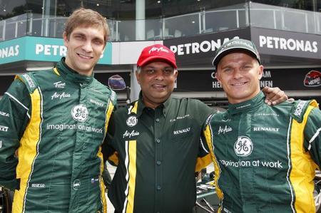 """Tony Fernandes: """"la Fórmula 1 no ha funcionado, pero amo Caterham Cars"""""""