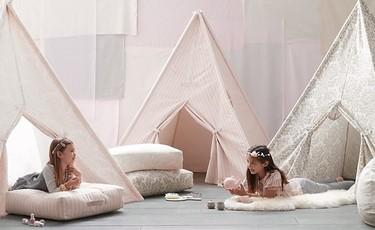 Tiendas de tela de todos los estilos para habitaciones infantiles