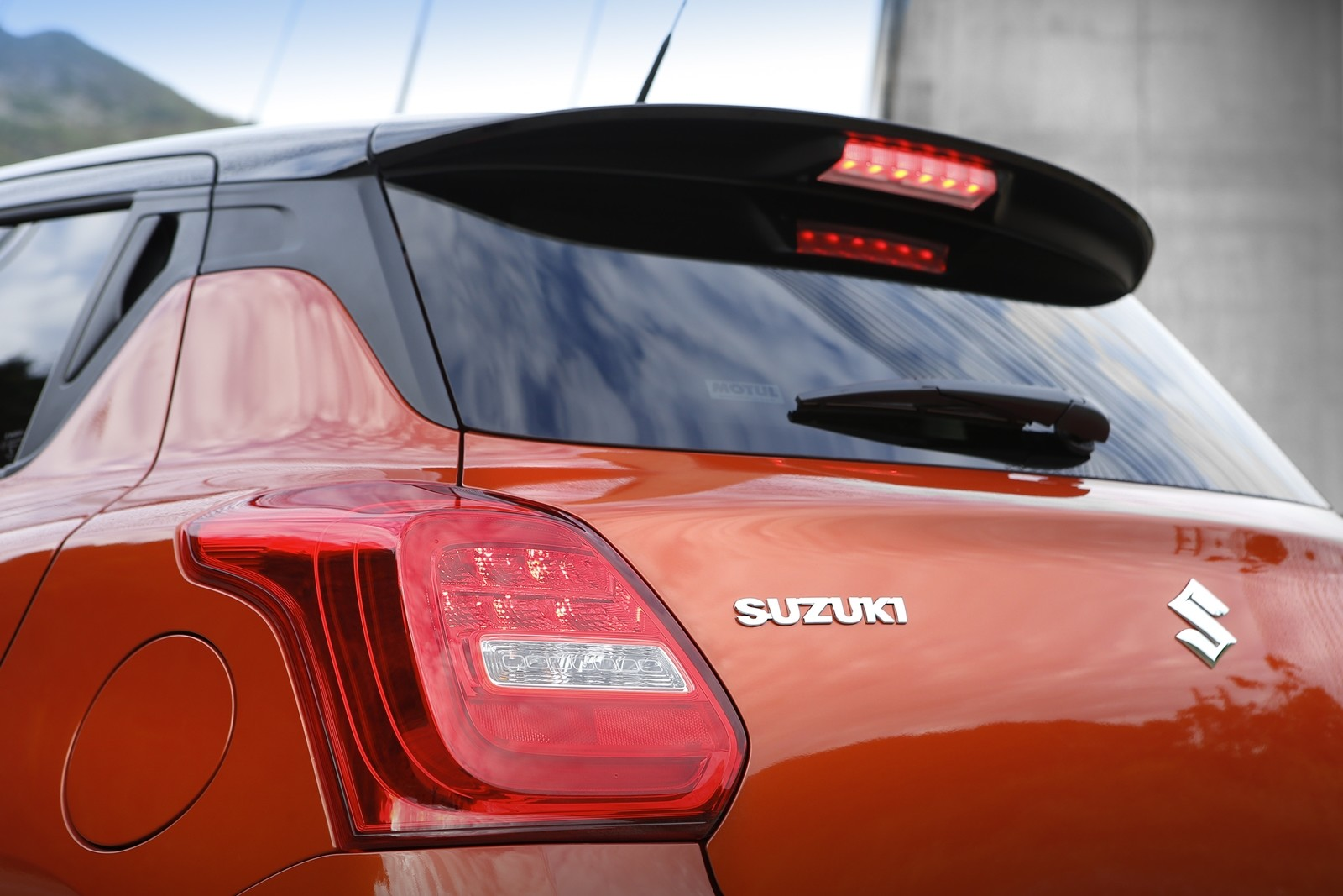 Foto de Suzuki Swift Sport 2020 (34/74)