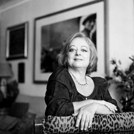 Estela De Castro Retrato De Cristina Garcia Rodero