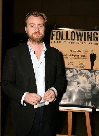 Following y Christopher Nolan