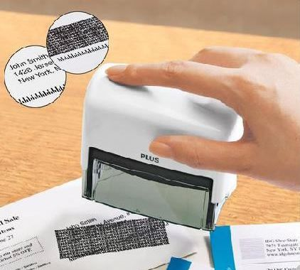 Un sello para proteger tus datos