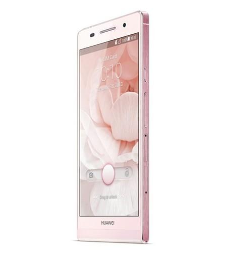 Huawei Ascend P6 en México