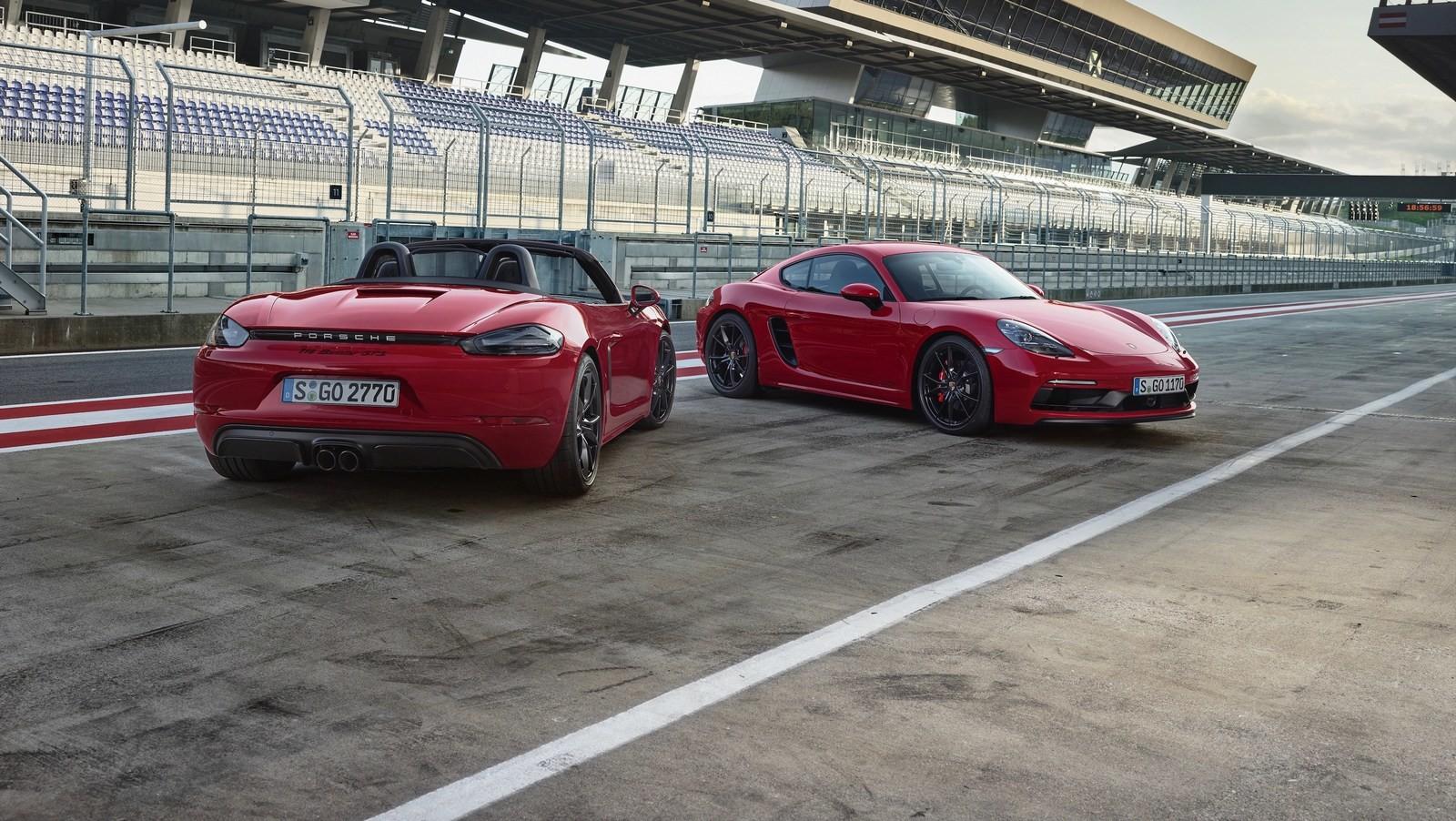 Foto de Porsche 718 GTS (1/16)
