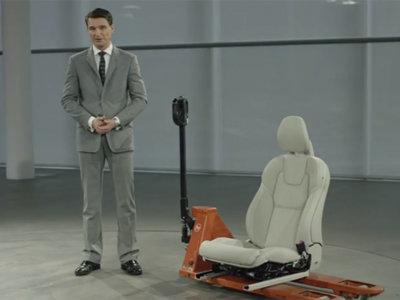 El Volvo XC90 más lujoso solo tendrá un asiento delantero