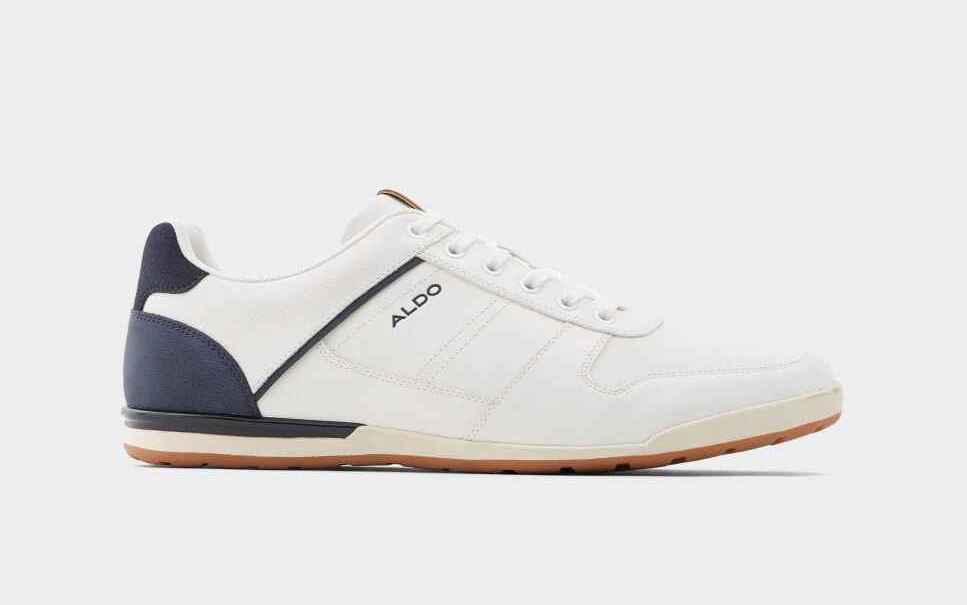 Zapatillas deportivas de hombre Aldo en color blanco