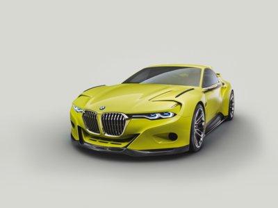 """BMW 3.0 CSL Hommage, porque a veces no basta con un """"gracias por las victorias en la pista"""""""