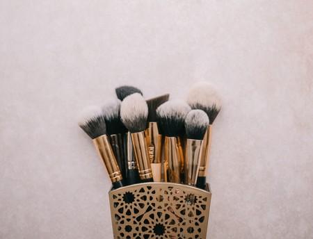 Como Limpiar Brochas Maquillaje 5