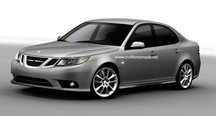 Saab 9-3, posible imágenes oficiales del nuevo modelo