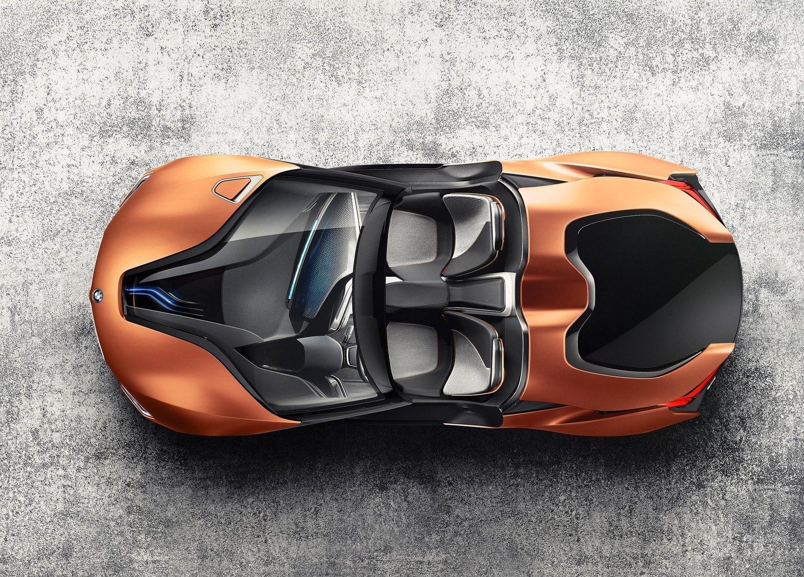 Foto de BMW i Vision Future Interaction Concept (6/19)