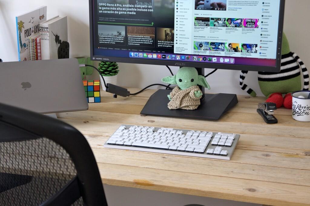 Logitech G915 TKL, análisis: una alta inversión en un teclado para disfrutar jugando pero también trabajando