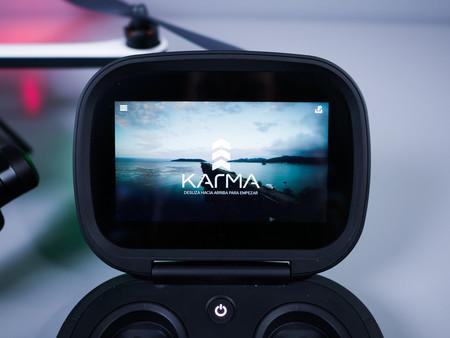 Gopro Karma Drone Modo Vuelo