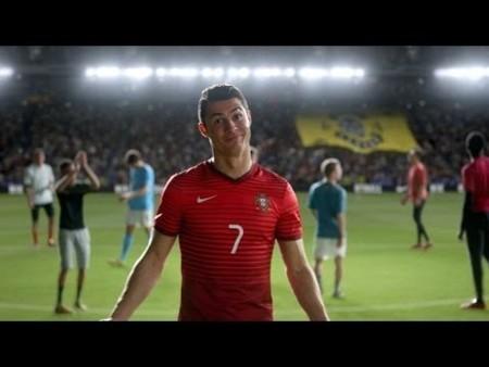 Arriesga todo, Campaña de Nike