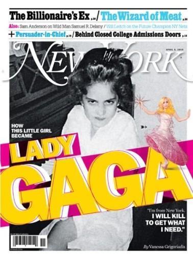 Lady Gaga: el New York Magazine también te aclama