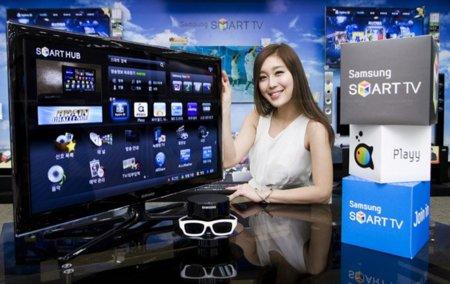 Samsung D6350, imagen 3D y Smart TV en frasco pequeño