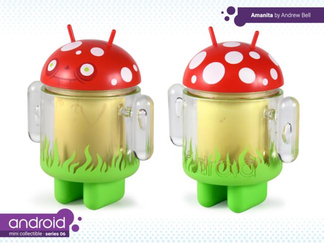 Android S6 Amanita 34ab