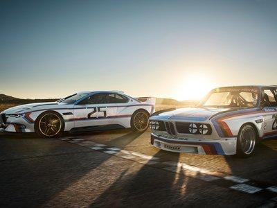 Algo traman los alemanes: BMW registra del M1 CS al M8 CS