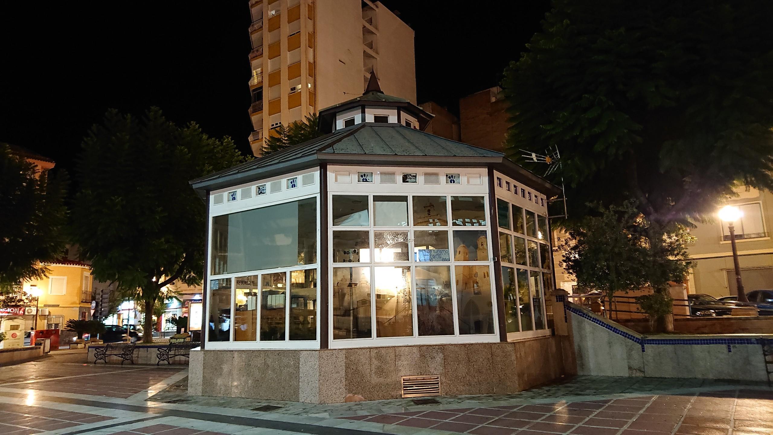 Foto de Sony Xperia XZ3 modo noche (6/10)