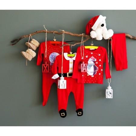 Moda Navidad 2014: viste a tus pequeños con un divertido look 100 % navideño