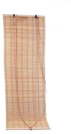 LEYENDAS Estores de Bambú Cortina de Madera Persiana Enrollable