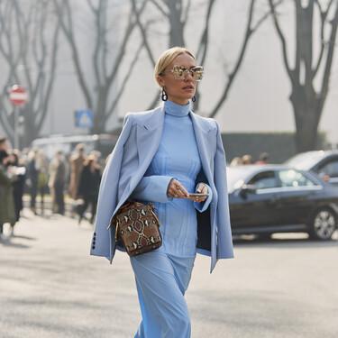 Cómo combinar un vestido midi para ir a trabajar: claves de estilo para triunfar