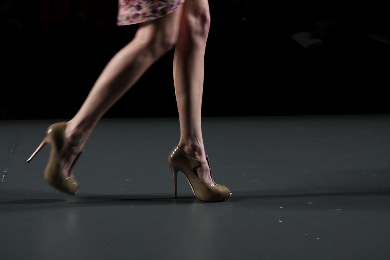 Foto de Alma Aguilar en la Cibeles Madrid Fashion Week Otoño-Invierno 2011/2012 (101/126)