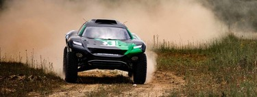 The Extreme E is a Dakar with electric SUV that will fight against climate change from 2021