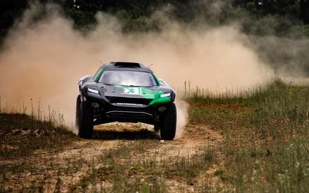 La Extreme E es un Dakar con SUV eléctricos que luchará contra el cambio climático desde 2021