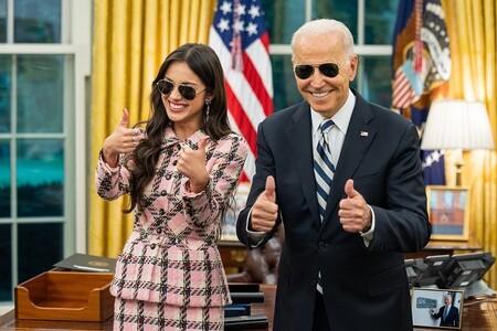 Olivia Rodrigo acude a la Casa Blanca con un estilismo vintage de Chanel que se desearíamos tener en nuestro armario