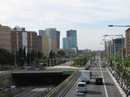 Avenida Barcelona