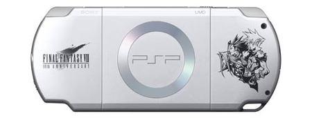 Sony lanzará un pack de PSP con 'Crisis Core Final Fantasy VII'