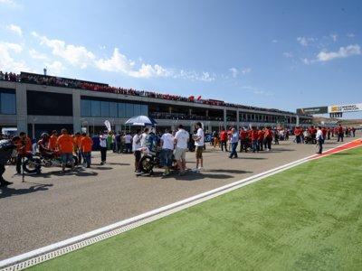 Más de 50 equipos competirán en el MotoStudent de Motorland Aragón