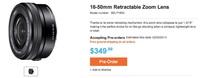 El nuevo objetivo de la Nex 6 a la venta en febrero de 2013