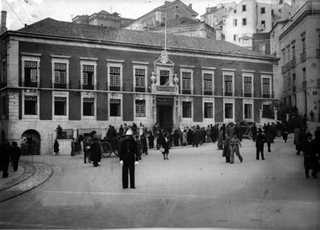 Palacio da Independencia en Lisboa
