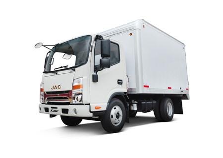 JAC Vehículos comerciales mexico 4