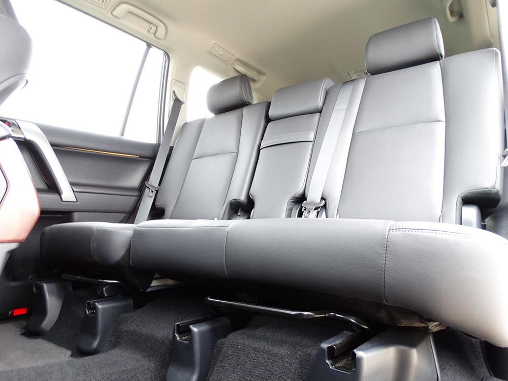 Foto de Probamos el Toyota Land Cruiser 180D, todas las imágenes de los interiores (9/15)