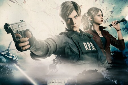 Resident Evil Oscuridad Infinita Scaled