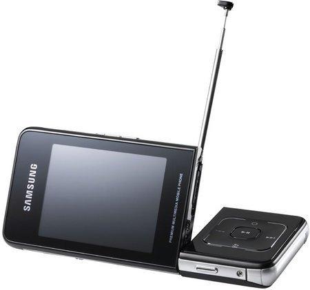 Samsung SGH-F500, móvil reproductor de vídeo