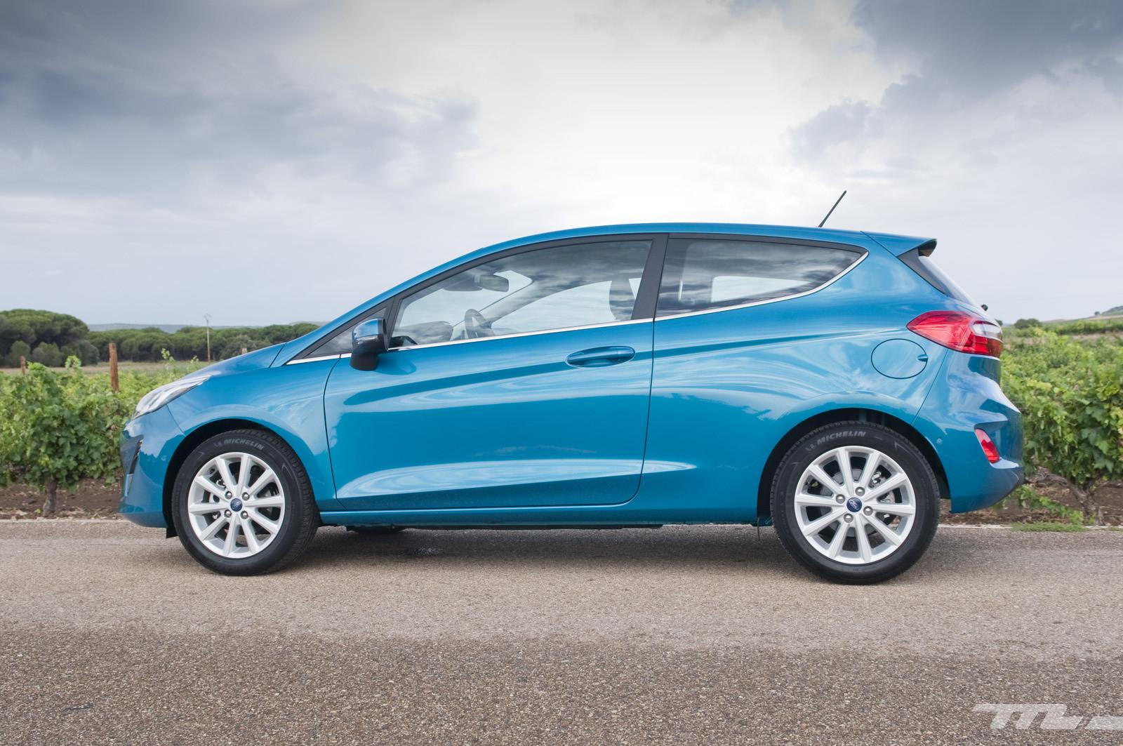 Ford Fiesta 2017, toma de contacto