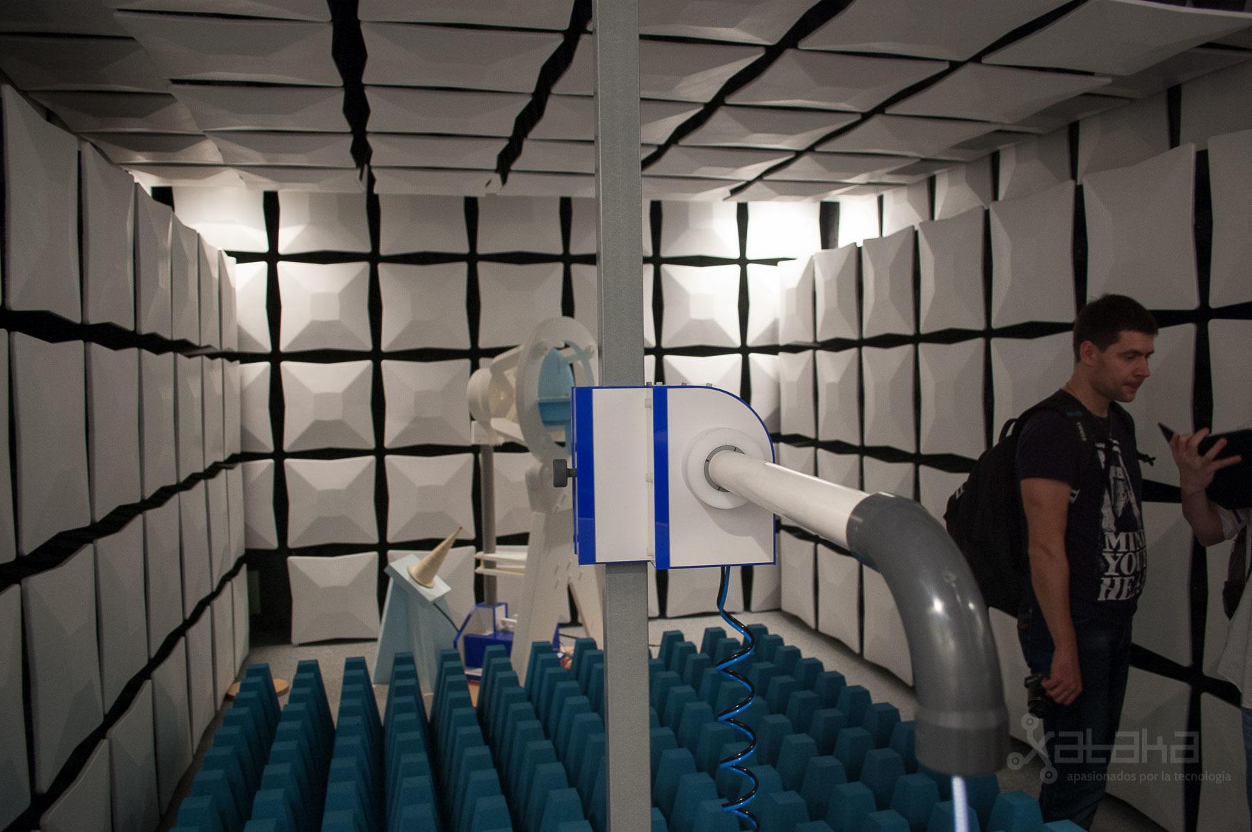 Foto de Logitech Lausanne, visita a sus laboratorios (28/49)