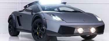 Alguien ya hizo su propia versión del Lamborghini Sterrato y lo tiene en venta