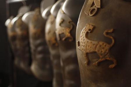 Vestuario de la película Exodus: Dioses y Reyes