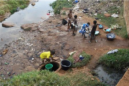 Todos los días mueren niños por no tener acceso a servicios de saneamiento y agua potable