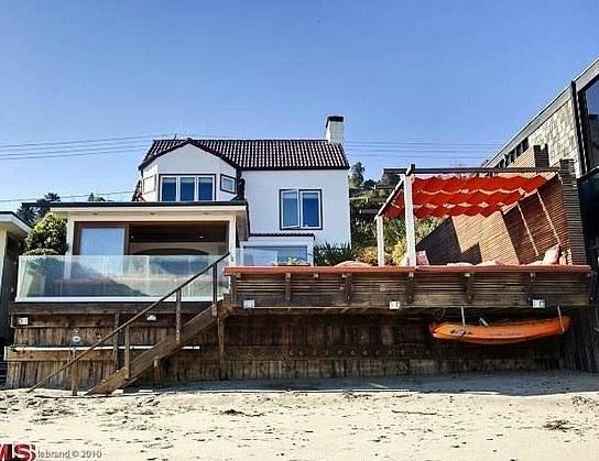 Casas de famosos: Charlize Theron